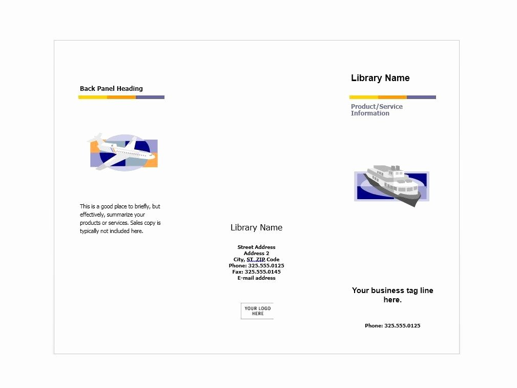 Free Downloadable Word Templates Luxury 31 Free Brochure Templates Ms Word and Pdf Free