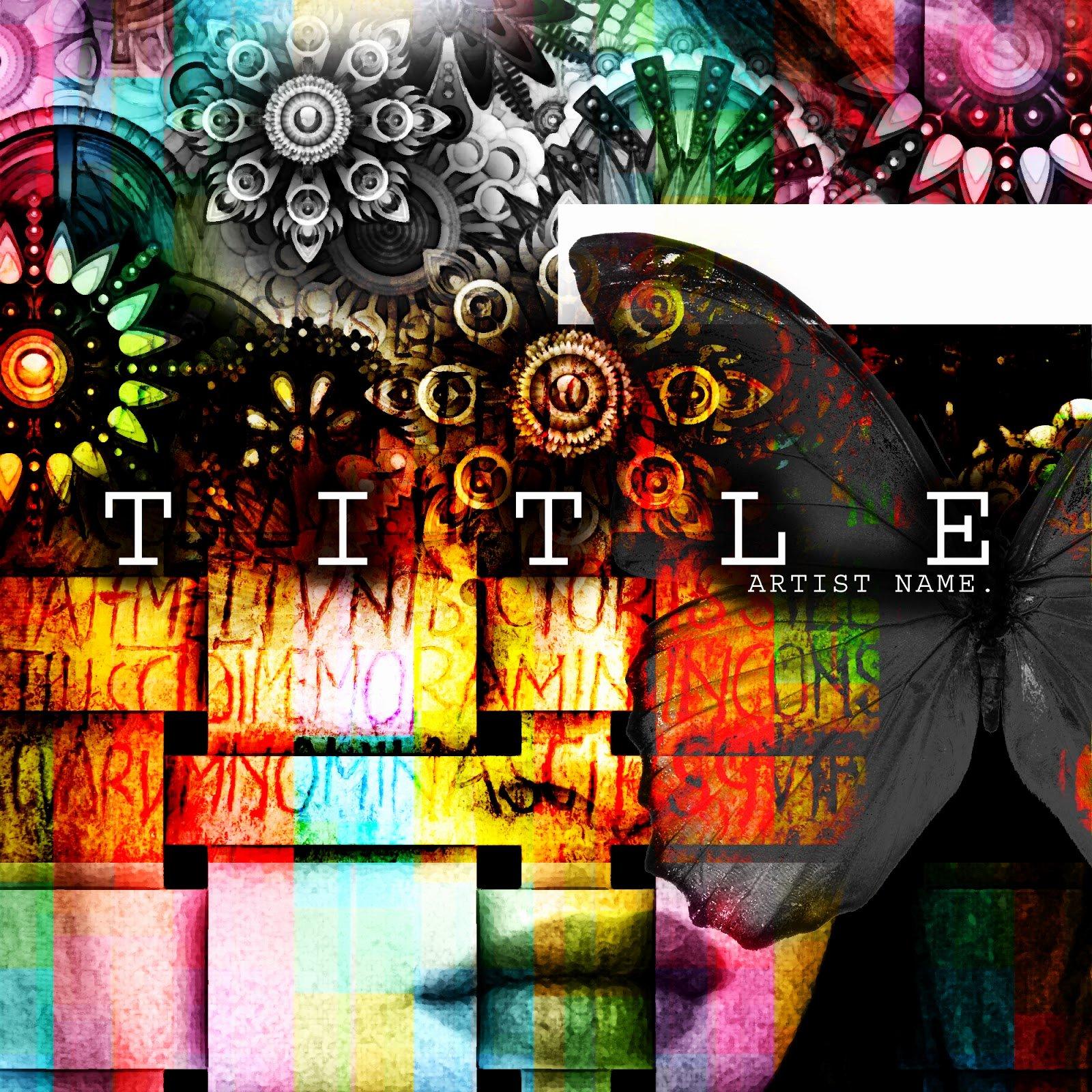 Free Dvd Cover Art Best Of Music Single Album Mixtape Cd Cover Artwork Graphic Design