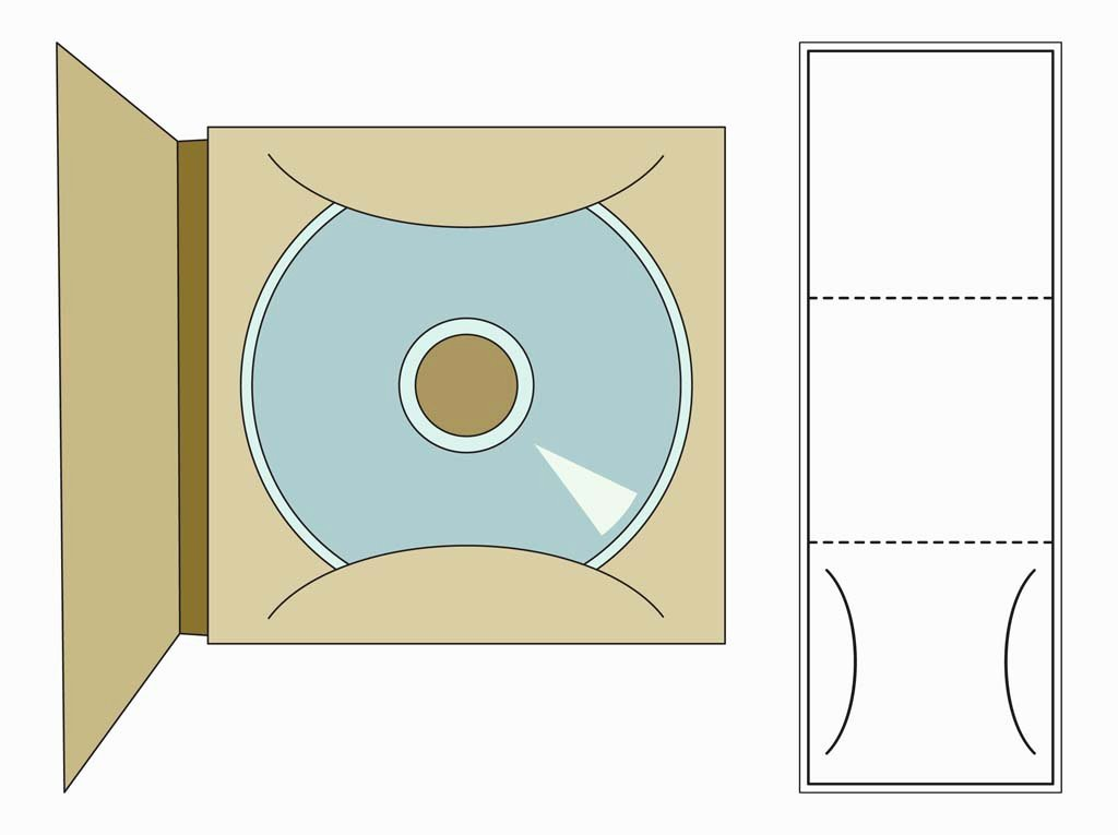 Free Dvd Cover Template Best Of Cd Case Template Vector Art & Graphics