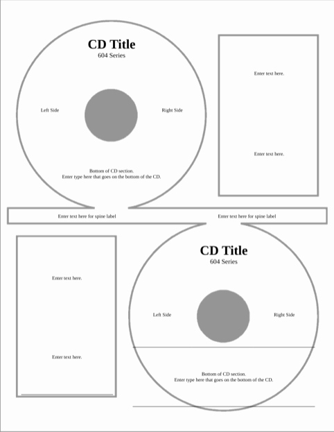 Free Dvd Label Template Best Of Download Cd Label Template for Free formtemplate