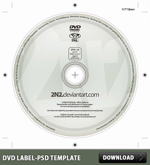 Free Dvd Label Template Best Of Dvd Label Free Psd Template Download Psd