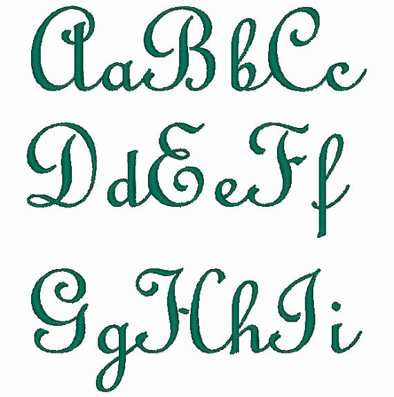 Free Embroidery Fonts Pes Awesome Pes Only Uptype Font Machine Embroidery by