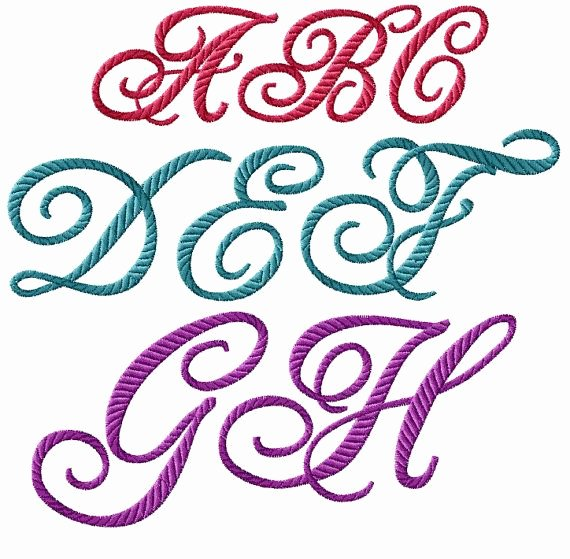 Free Embroidery Fonts Pes Fresh Free Embroidery Fonts Pes format