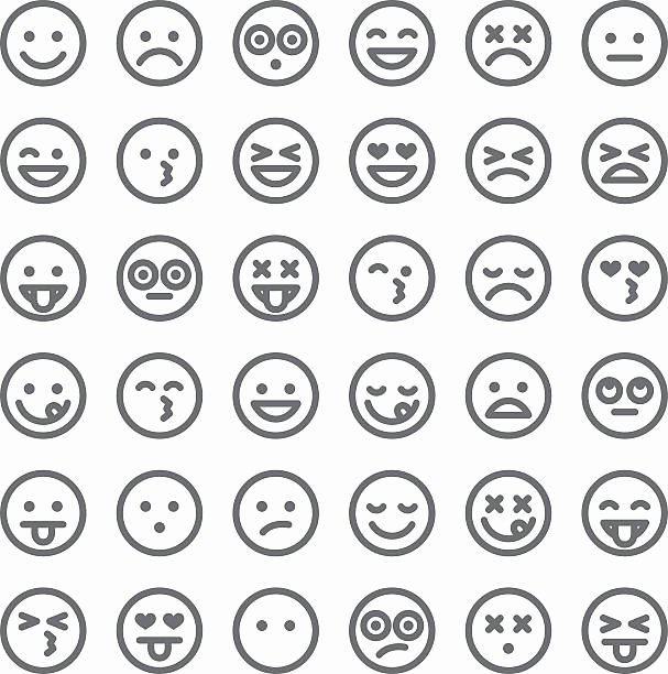 Free Emoji Copy and Paste Awesome Black White Emoji On Internet to Copy and Paste