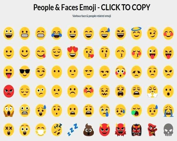 Free Emoji Copy and Paste Beautiful Pin by Clint Jones On Internet