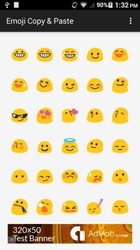 Free Emoji Copy and Paste Luxury Emoji Copy & Paste for android Apk Download