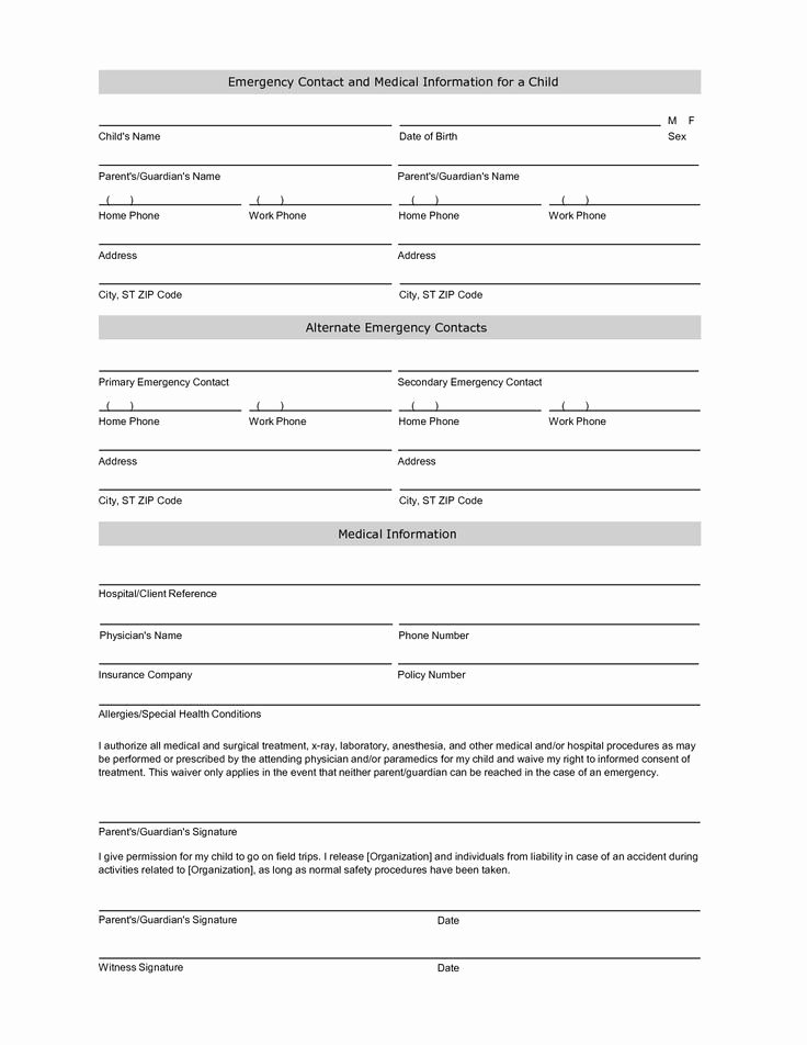 Free Employee Information Sheet Template Best Of Free Student Information Sheet Template