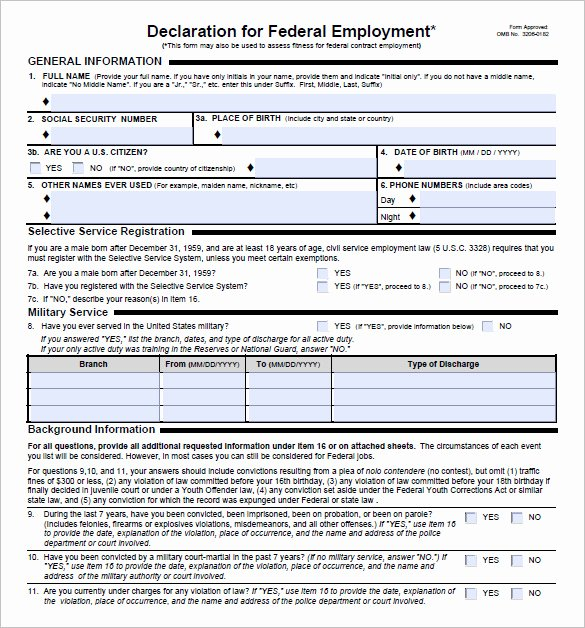 Free Employee Information Sheet Template Fresh New Hire form Template