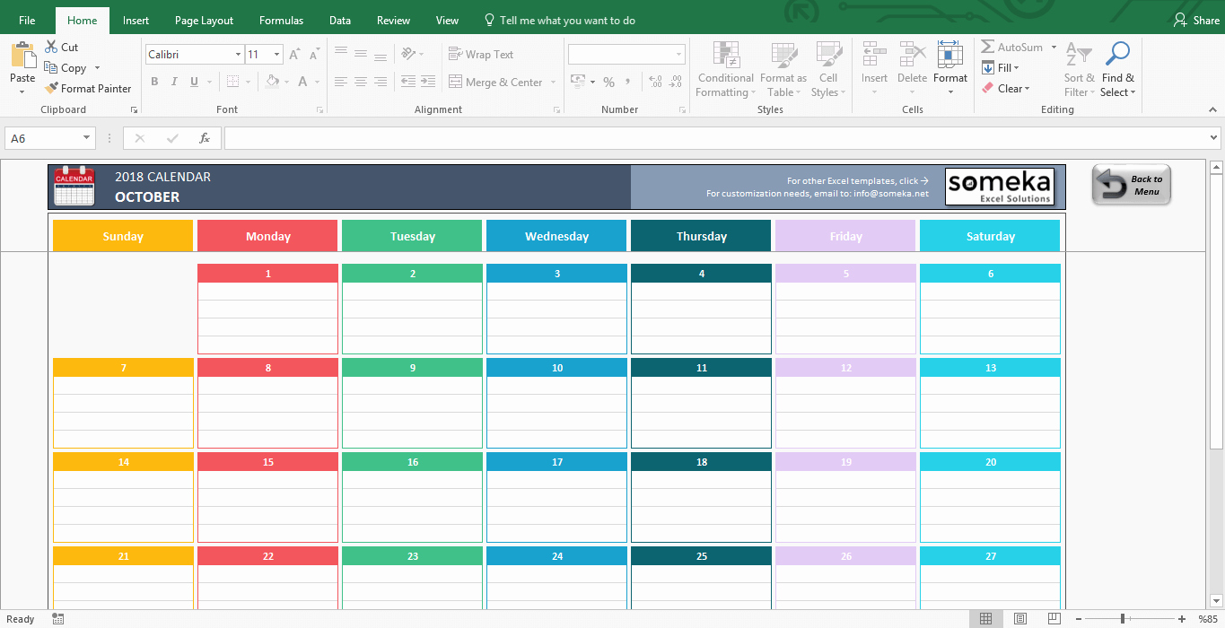 Free Excel Templates Downloads Best Of Excel Calendar Template 2019 Free Printable Calendar