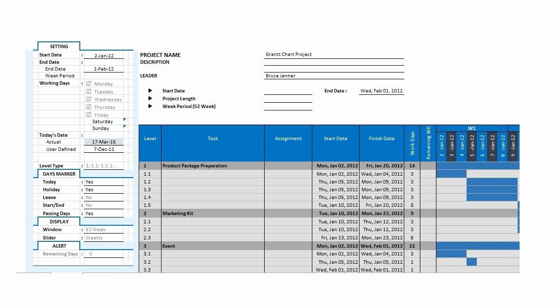 Free Excel Templates Downloads Inspirational 37 Free Gantt Chart Templates Excel Powerpoint Word