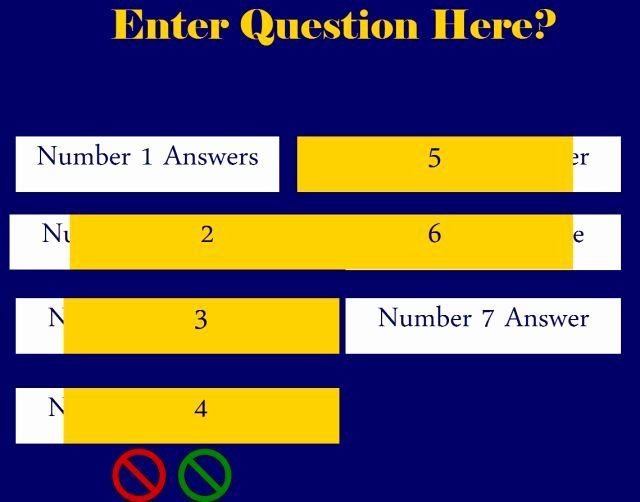 Free Family Feud Templates Beautiful 1000 Images About Games On Pinterest