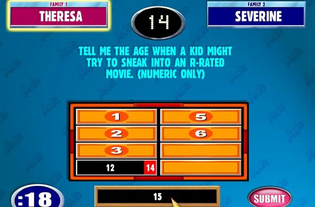 Free Family Feud Templates Inspirational Free Family Feud Powerpoint Template Video Search Engine