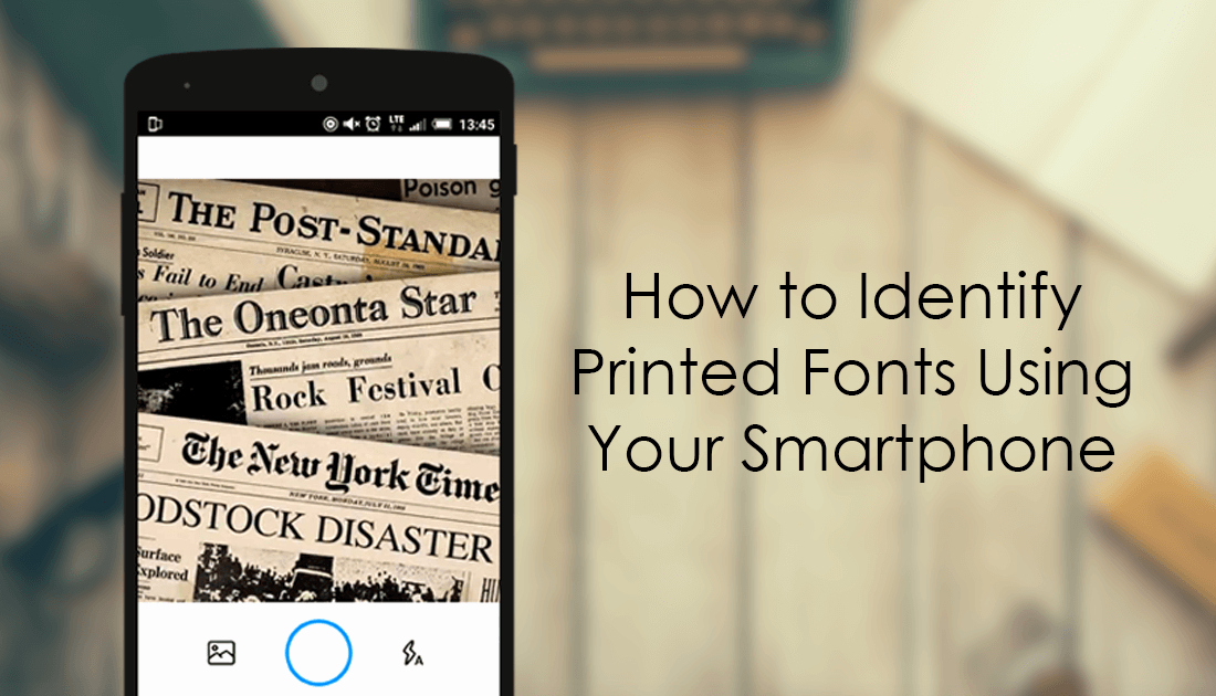 Free Fonts for android Tablet Lovely How to Identify Printed Fonts Using Your android