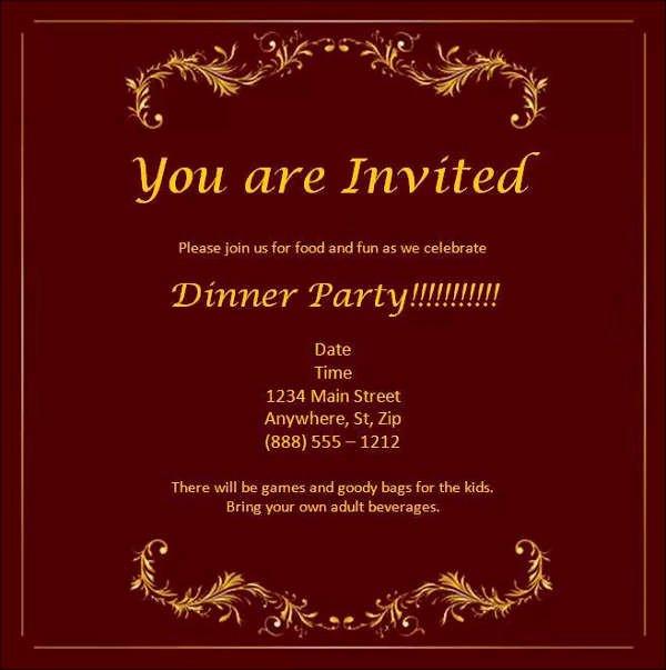 Free formal Invitation Template Elegant 52 Meeting Invitation Designs
