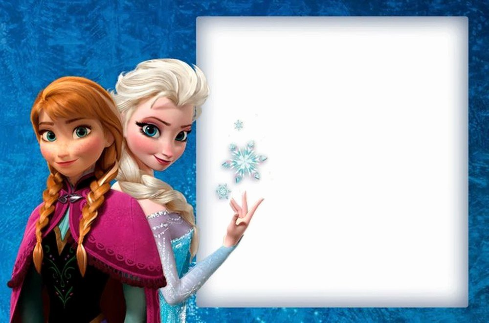 Free Frozen Invitation Templates Fresh Frozen Free Printable Invitation Templates