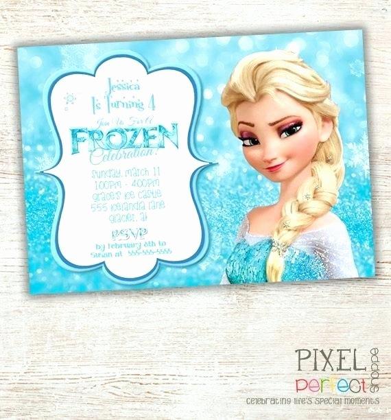 Free Frozen Invitations Templates Fresh Best 25 Free Frozen Invitations Ideas On Pinterest