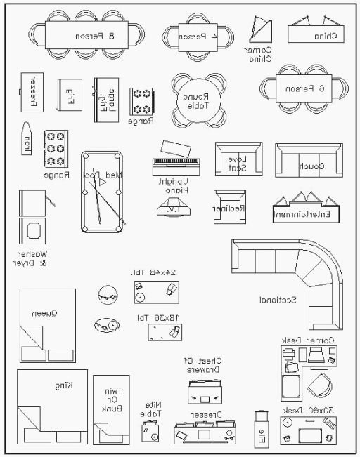 Free Furniture Templates to Print Inspirational top soft Printable Furniture Templates