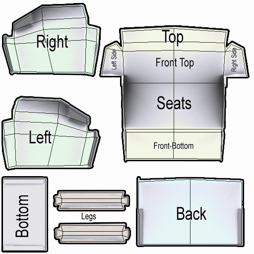 Free Furniture Templates to Print New Best S Of Furniture Downloadable Templates Free