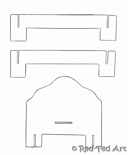 Free Furniture Templates to Print New Free Doll Furniture Patterns Pdf Woodworking