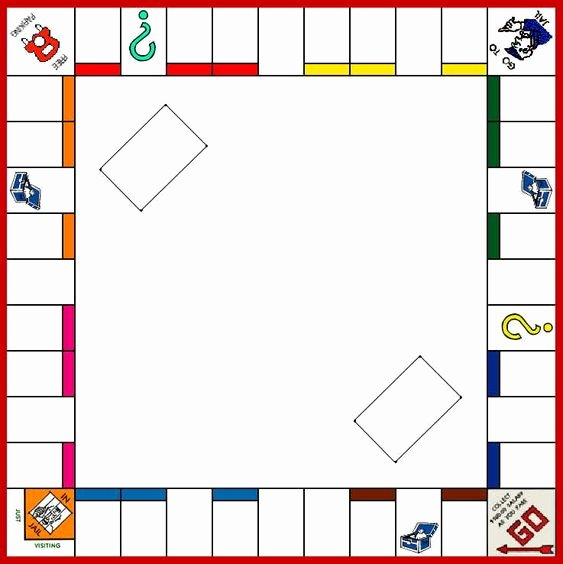 Free Game Board Template Lovely Pinterest • the World's Catalog Of Ideas