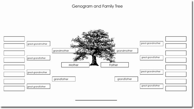Free Genogram software for Mac Inspirational 21 Genogram Templates Easily Create Family Charts