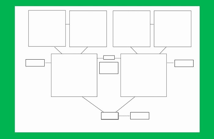 Free Genogram Template for Word New 30 Free Genogram Templates & Symbols Template Lab