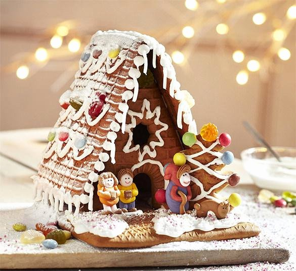 Free Gingerbread House Patterns Elegant 9 Gingerbread House Templates Free Download