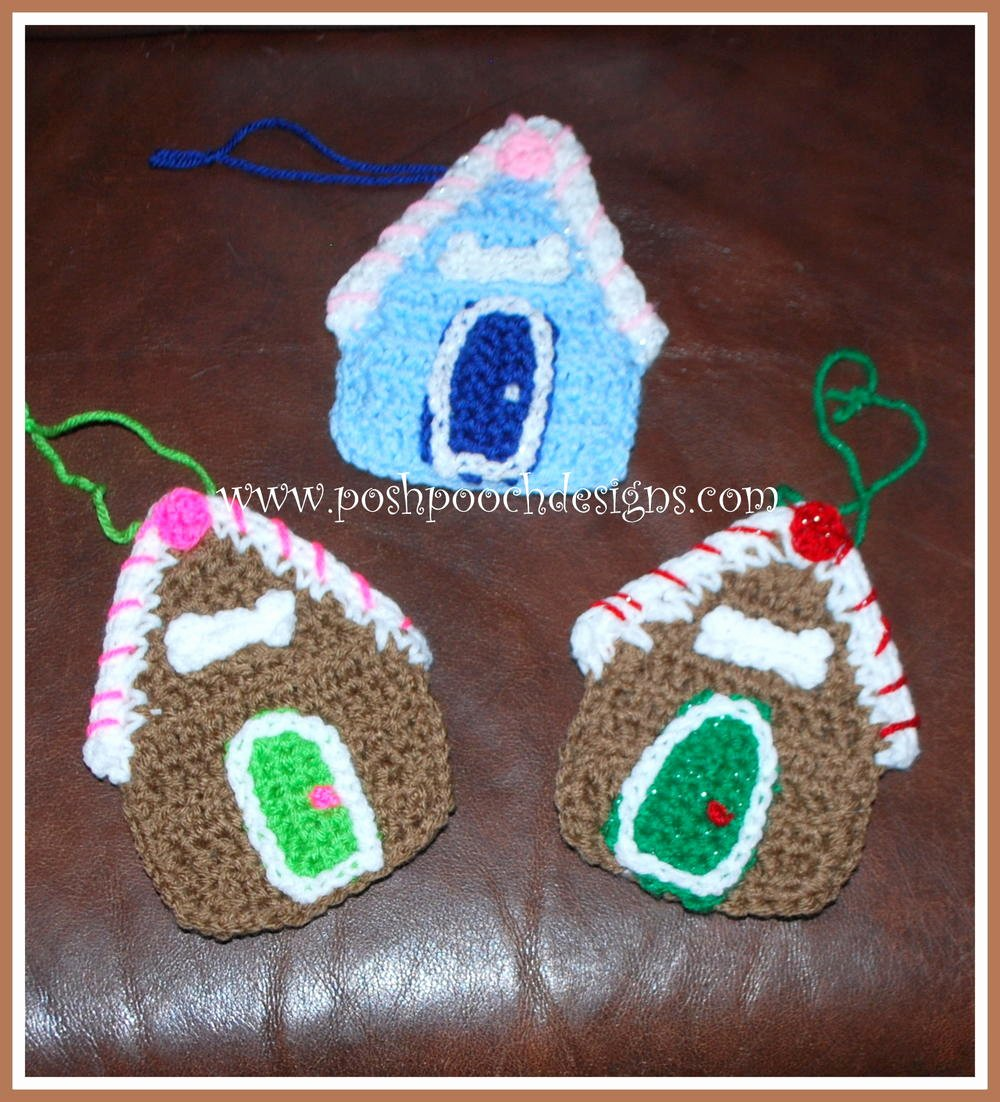 Free Gingerbread House Patterns Elegant Gingerbread House ornament
