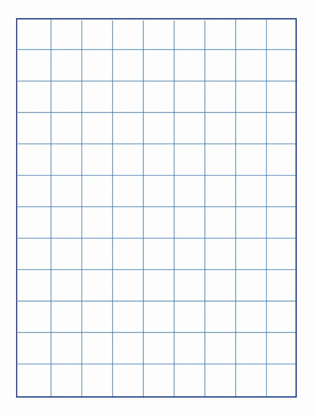 Free Graph Paper Com Inspirational School Smart Graph Paper 1 Inch Rule 9 X 12 Inches