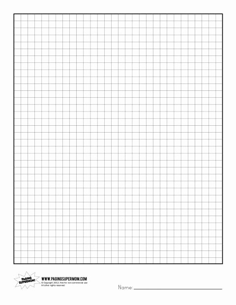 Free Graph Paper Template Best Of Printable Graph Paper Perler Beads