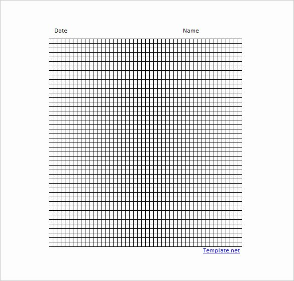 Free Graph Paper Template New 12 Graph Paper Templates Pdf Doc