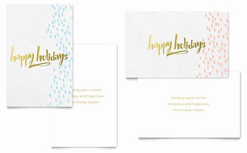 Free Greeting Card Template Word Elegant Free Greeting Card Template Download Word & Publisher
