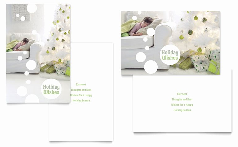 Free Greeting Card Template Word Lovely Christmas Dreams Greeting Card Template Word & Publisher