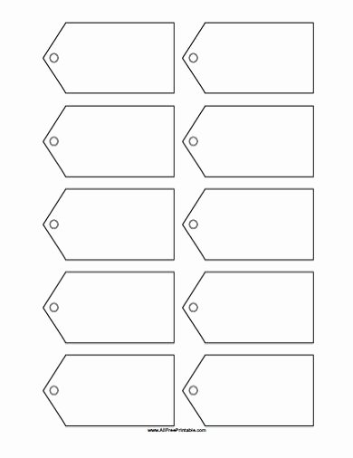 Free Hang Tag Template Beautiful Best 25 Gift Tag Templates Ideas On Pinterest