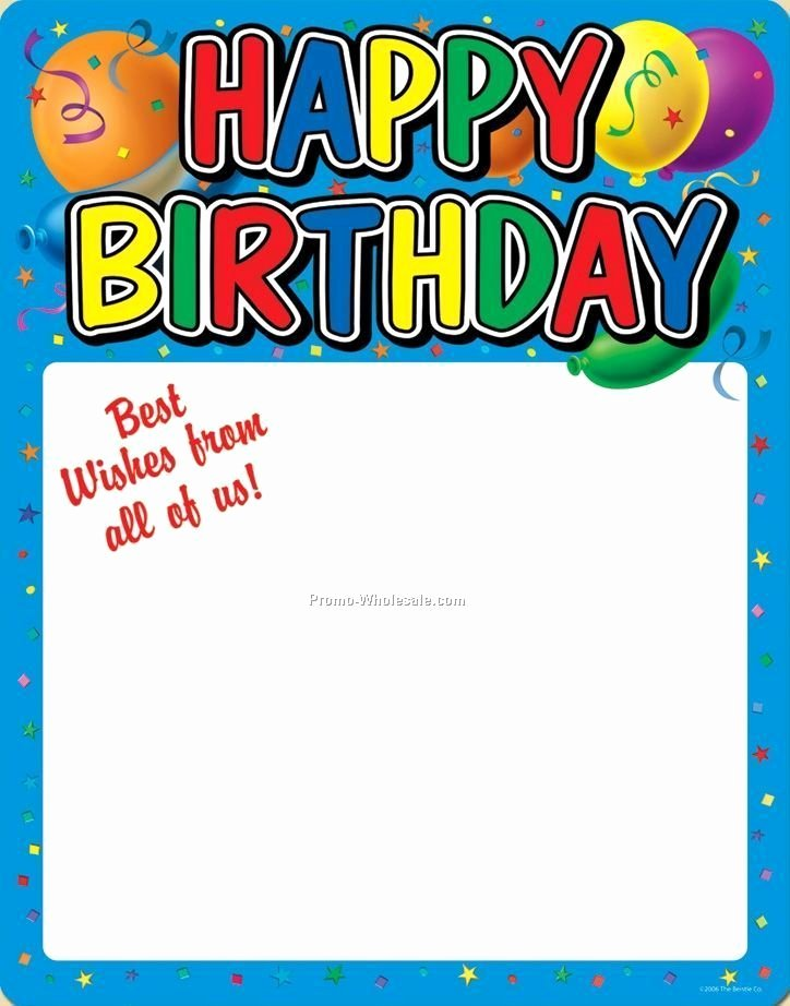 Free Happy Birthday Poster Elegant Happy Birthday Posters