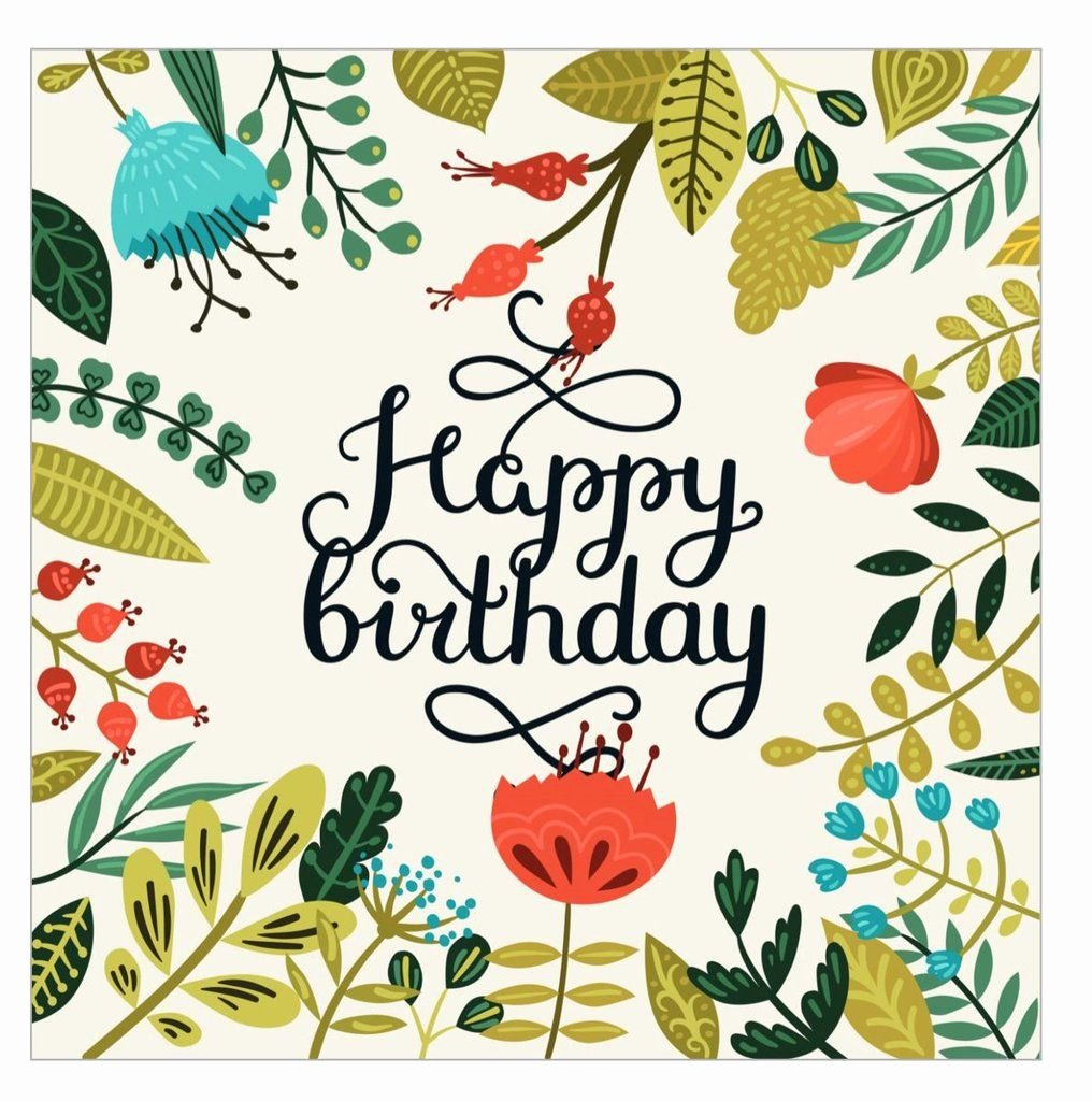 Free Happy Birthday Templates Awesome these 16 Printable Birthday Cards Cost Absolutely Nothing