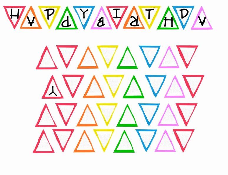 Free Happy Birthday Templates Lovely Free Printable Happy Birthday Banner Templates