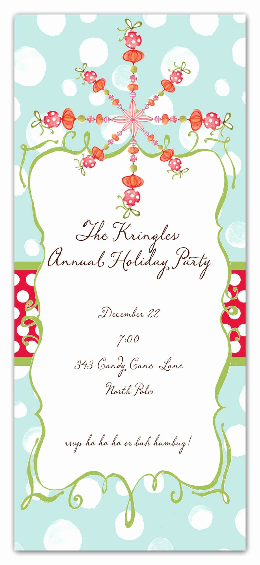 Free Holiday Party Templates Inspirational Christmas Invitation Templates