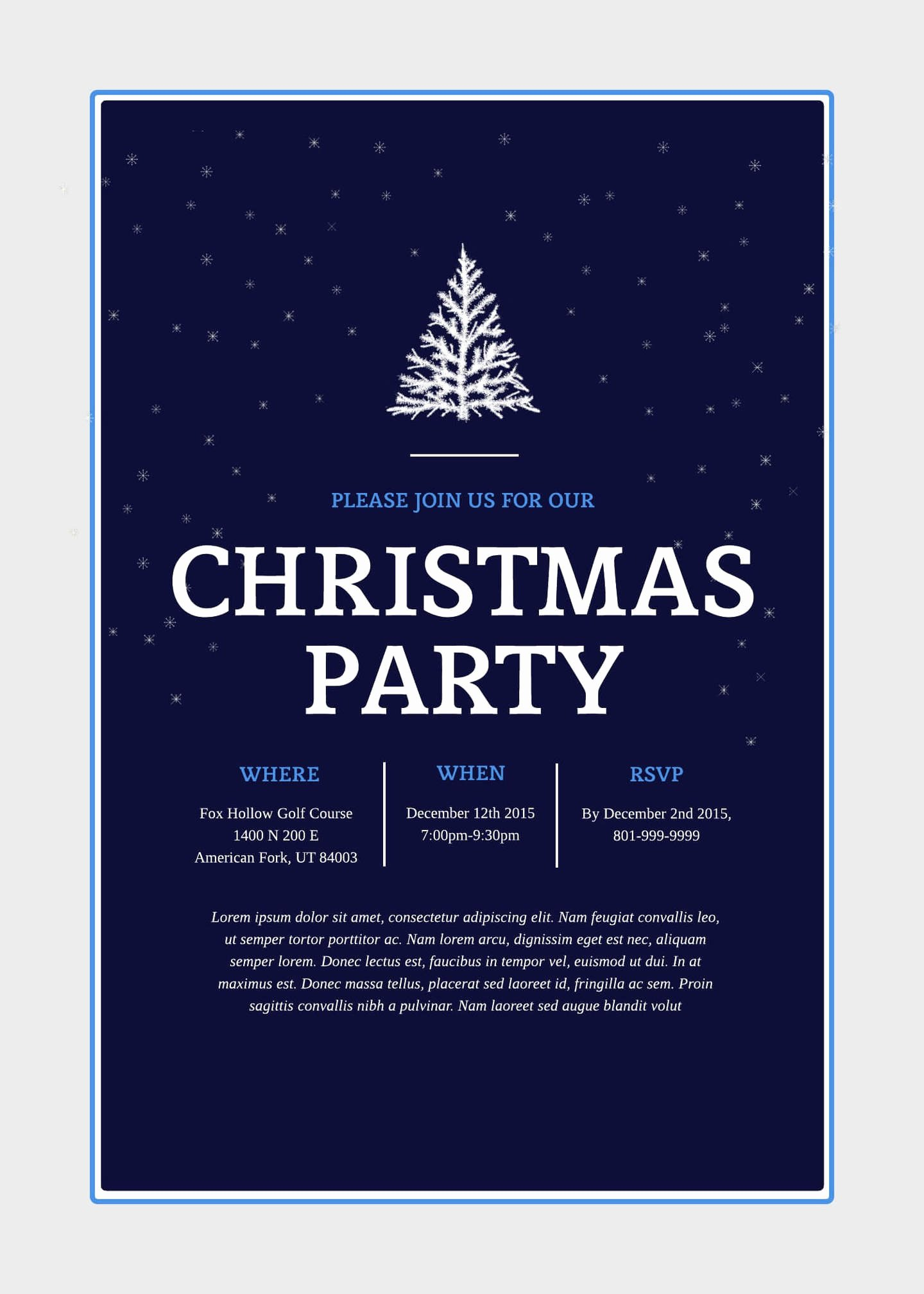 Free Holiday Party Templates Lovely Print and Win Holiday Sweepstakes