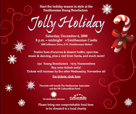 Free Holiday Party Templates Unique Season Holiday Invitation