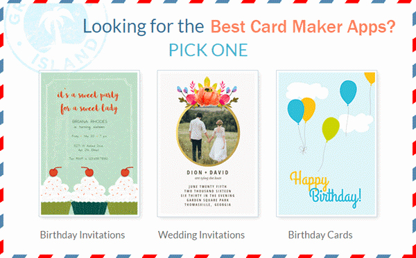 Free Invitation Maker App Beautiful 5 Best Wedding Card Maker Apps for android