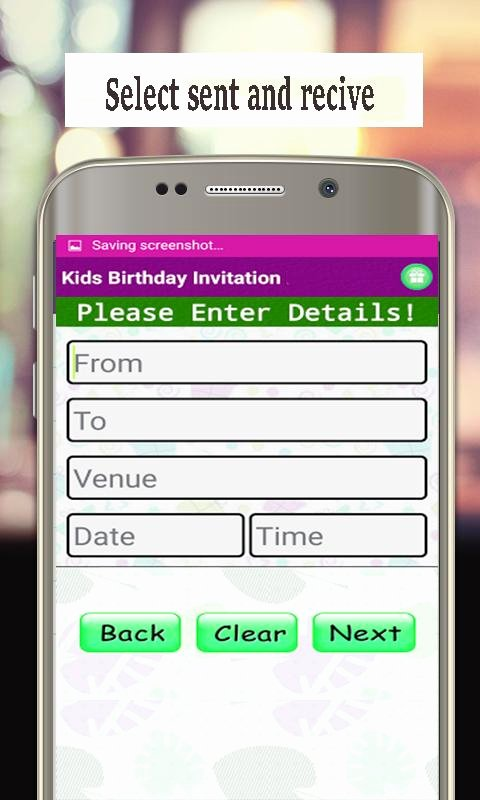 Free Invitation Maker App Elegant Best Invitation Maker App Birthday Cards Maker for android