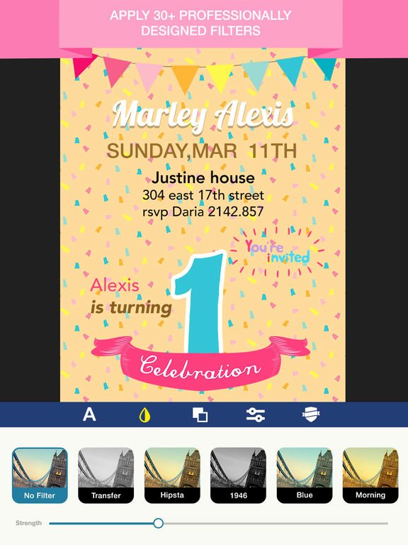 Free Invitation Maker App Inspirational App Shopper Invitation Maker Invite Maker Graphy