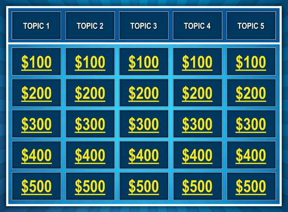 Free Jeopardy Powerpoint Template Inspirational Best Jeopardy Powerpoint Template Rebocfo