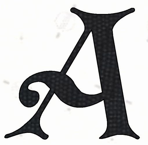Free Large Printable Letters Elegant Alphabet Templates Free