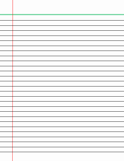 Free Lined Paper to Print Lovely Wide Lined Writing Paper Lined Paper Template Wide Lined