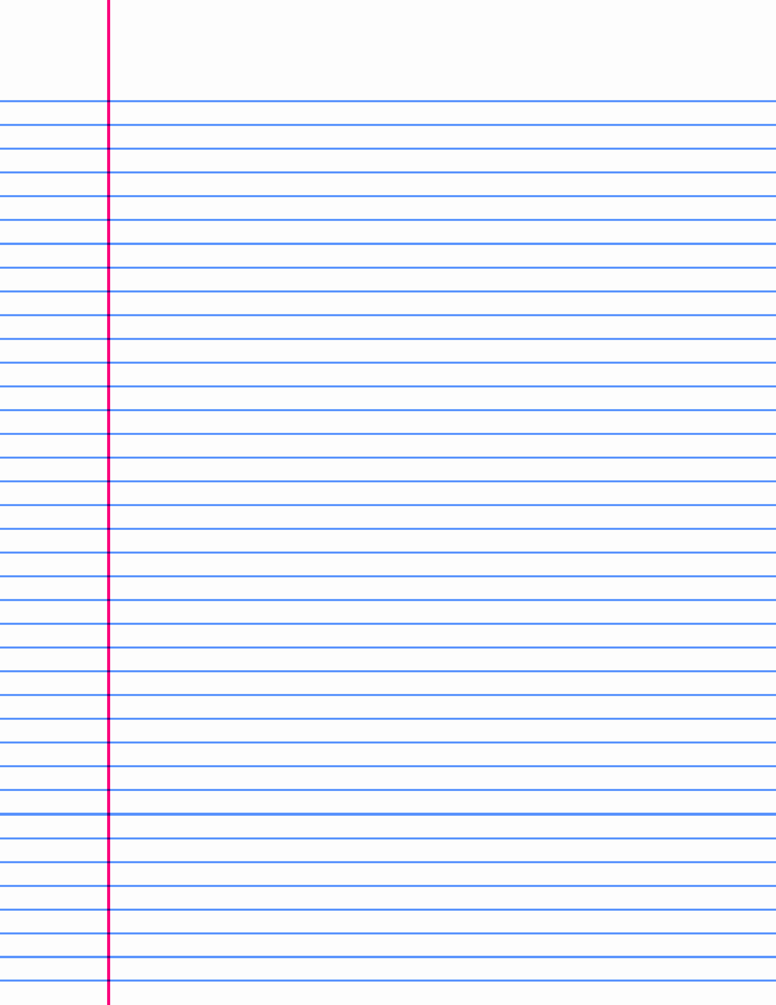 Free Lined Paper to Print Unique 9 Best Of Printable Ruled Paper Printable Lined