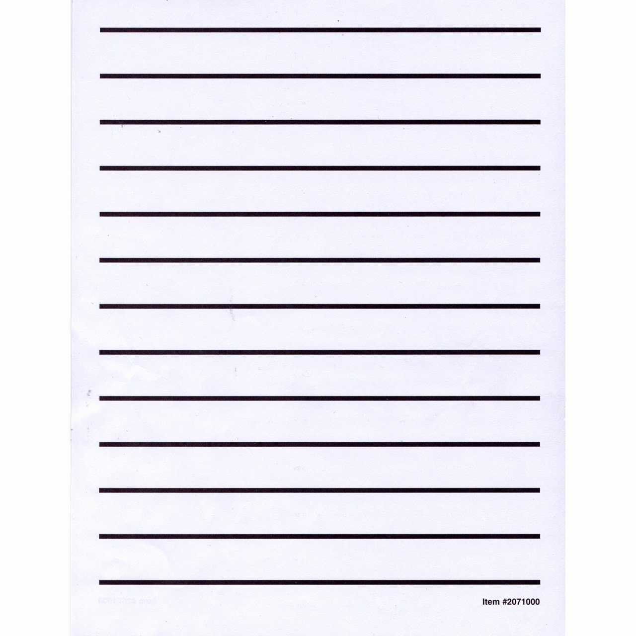 Free Lined Writing Paper Elegant Maxiaids