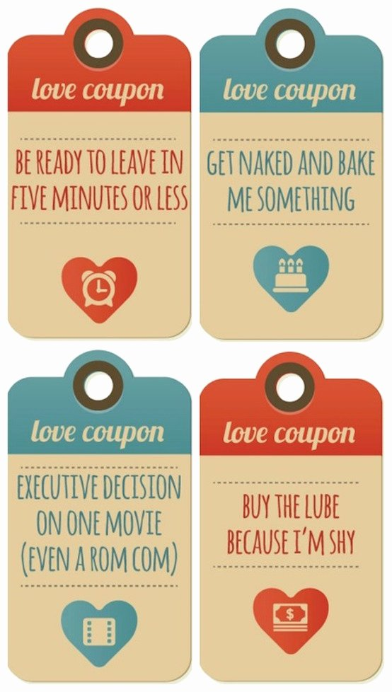 Free Love Coupons for Him Beautiful 15 Diy Valentine S Gifts Love Coupons to Inspire You