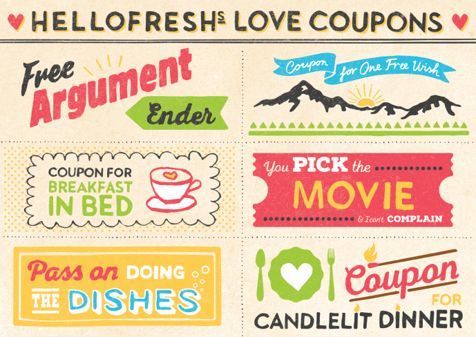 Free Love Coupons for Him Fresh Diy Valentine S Day Love Coupons